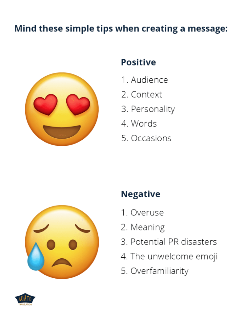Rules and Tips How to Interpret Emoji Language